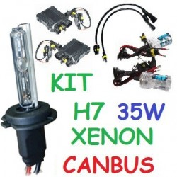 KIT XENON H7 35w CANBUS NO ERROR