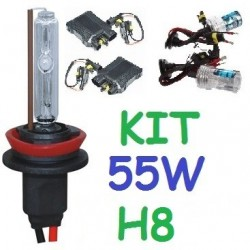 KIT XENON H8 55w (Alta Potencia) COCHE