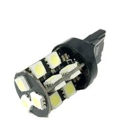 T20 W21W - W21/5W 19 LED Canbus Bombilla No error Coche 7440 7443 580