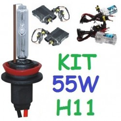 KIT XENON H9 55w (Alta Potencia) COCHE