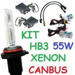 KIT XENON H9 55w CANBUS NO ERROR COCHE