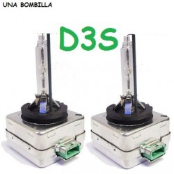 BOMBILLA D3 D3S D3R D3C PARA XENON DE SERIE 35W