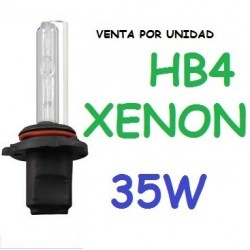 BOMBILLA HB4 9006 XENON 35W REPUESTO COCHE MOTO