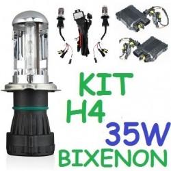 KIT BI-XENON H4 35w (ESTANDAR) COCHE