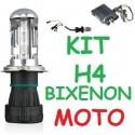 KIT XENON H4 9003 MOTO