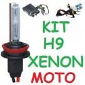 KIT XENON H9 MOTO