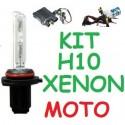 KIT XENON H10 MOTO