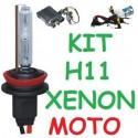 KIT XENON H11 MOTO