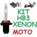 KIT XENON HB3 9005 MOTO