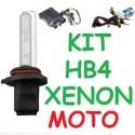 KIT XENON HB4 9006 MOTO