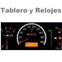 TABLERO Y RELOJES